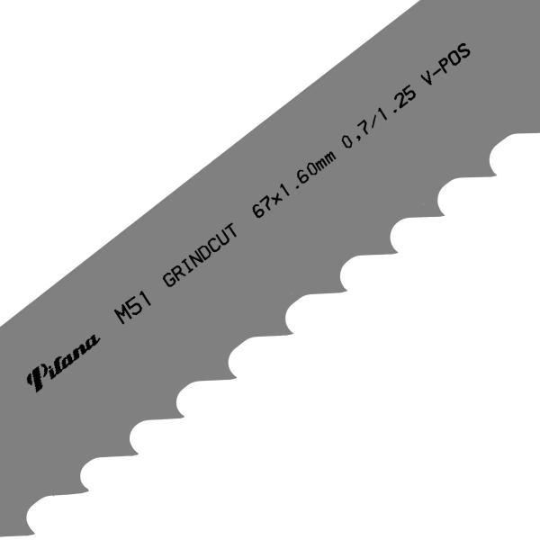 Pilový pás M51 GRINDCUT PROFI